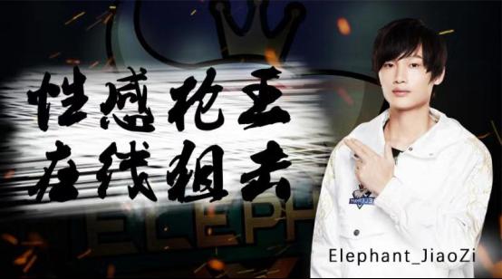 绝地求生ELEPHANT战队,3月19日入驻斗鱼!