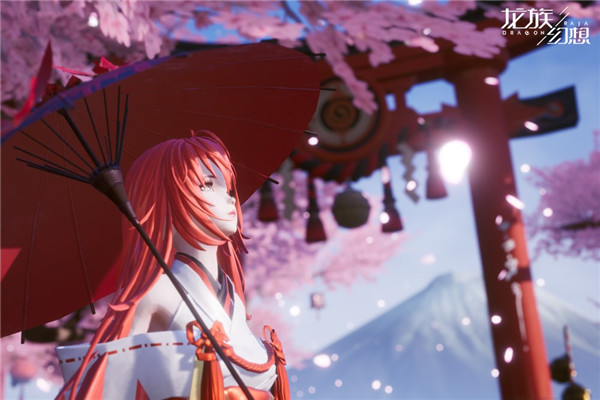 《龙族幻想》手游明日开放预下载 开放世界大门即将如期开启