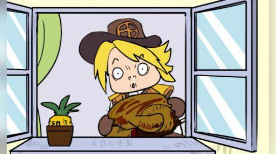 娜可露露的雕偷吃菠萝,被马可波罗怒烤之,娜可露露为复仇会如何惩罚马可波罗呢?详情请收看本期的农药小电影——王者荣耀搞笑同人动画:《马可波罗吃鸡记》