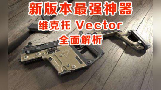 【大能解说】新版本最强神器你还不用?Vector全面解析!