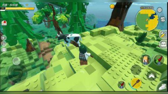 《CUBE》是腾讯即将推出的一款乐高沙盒游戏,旨在移动和PC平台上为玩家提供高自由度的游戏体验,并打造一个健康活跃、社交驱动的UGC开放平台。这是一款类似《我的世界》的沙盒游戏,同时在游戏中采用了乐高IP,更是加入了时下深受玩家欢迎的大逃杀玩法。