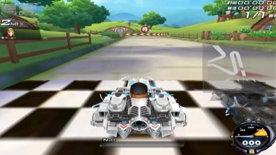 霍尊特1.21 车神第一 每个弯都差点撞墙