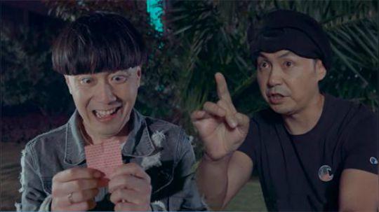陈翔六点半:奇葩又真实的近景表演,简直是东方版惊天魔盗团!
