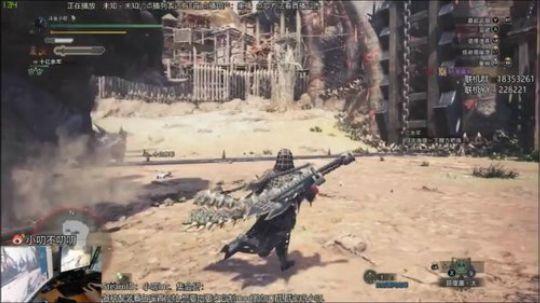 《怪物猎人世界》自制高难MOD挑战