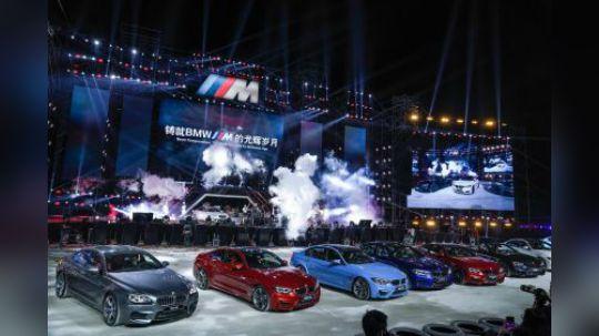 一群Bimmer在上赛干了一票不妥协的事 BMW M嘉年华