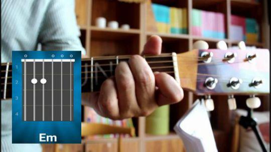 三叶36分钟学会吉他弹唱 第11集 弹唱兰花草
