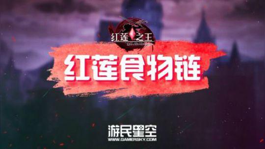 由Square Enix制作,久游代理运营的一款集换式卡牌+MOBA类游戏《红莲之王》,已于8月30日14点正式进行开放性测试,为了让小伙伴们深入了解游戏,并快速上手成为高端玩家,本次我们特设了一档全新系列栏目——《红莲食物链》,来介绍游戏中的各种设定和机制,介绍游戏中的各种打法