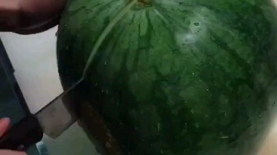 西瓜里面的凤凰
