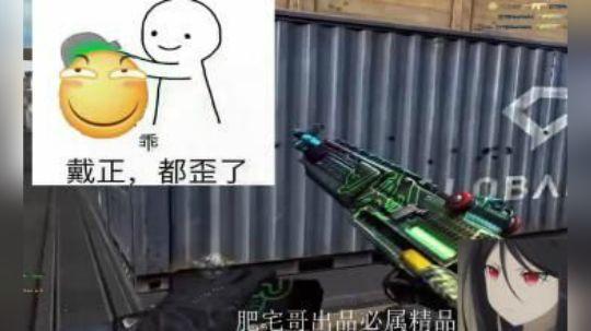 穿越火线:你们没有见过的全新武器M41EBR-绿魔外服登场