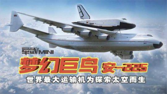 俄巨资建造世界上最大最重的飞机 比美军最大运输机还重一倍以上
