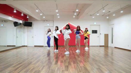【练习室】GFriend——Sunny Summer