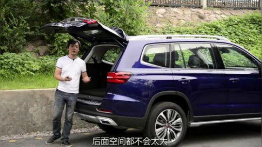 这辆非承载的国产SUV驾驶感受如何?试驾荣威RX8