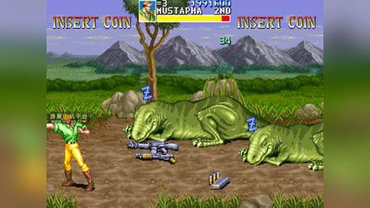恐龙快打武将版第4次更新之后极限2币通关