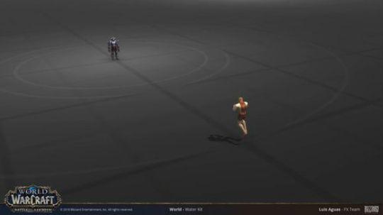 World of Warcraft VFX