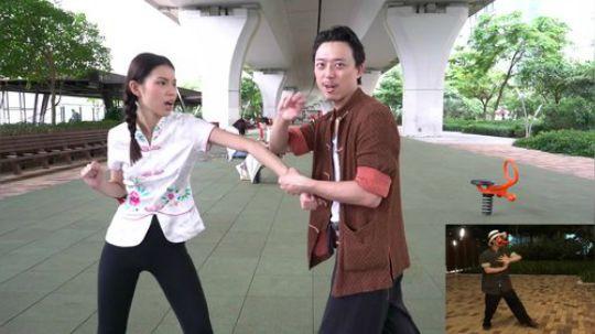 【香港】功夫超人(钟佑键):2016年《螳螂拳系列》-04:
