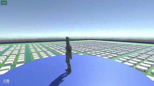 从零开始学习Unity3D一个月后做出来的DEMO