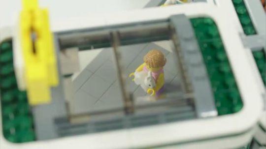 乐高街角汽车维修站(10264)设计师视频