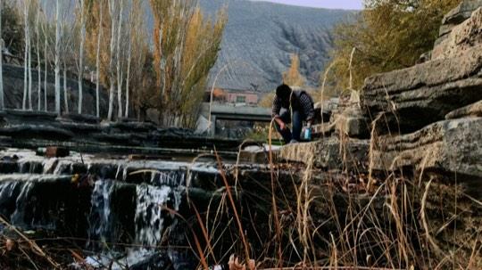 穷游新疆-吐鲁番葡萄沟