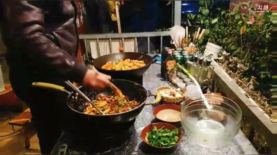 麻辣香锅制作