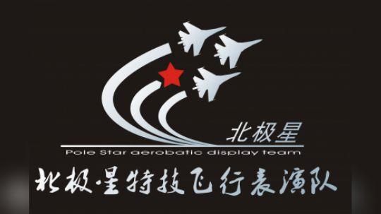 2016年虚拟特飞节北极星特技飞行表演队