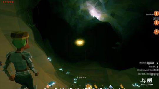 艾兰岛:【必学】地下照明小技巧