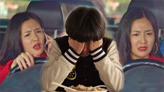 陈翔六点半:遇到一个特别作的女朋友,小伙在饭店奔溃大哭!