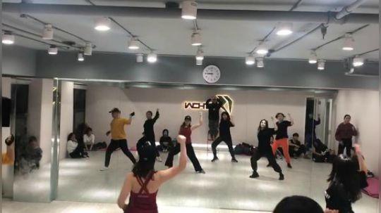 小中二舞蹈学习3