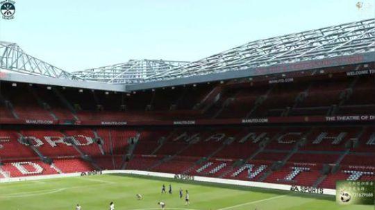 斗鱼FIFA主播超级联赛第四轮录像