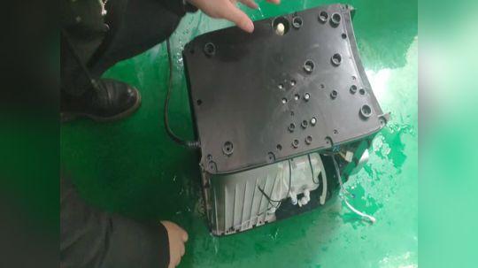 T101水箱出水密封圈故障