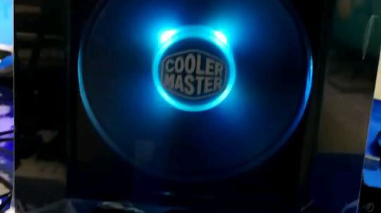酷冷300P+酷冷风扇