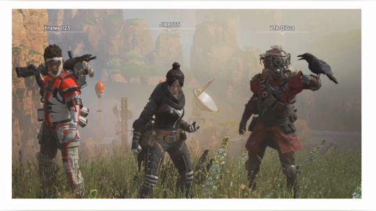 APEX英雄:神秘武器让主播带职业选手轻松吃鸡?