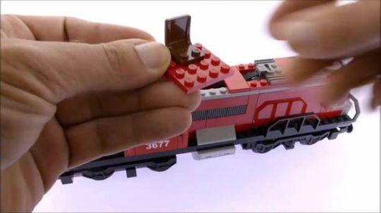 All Lego City Train Sets