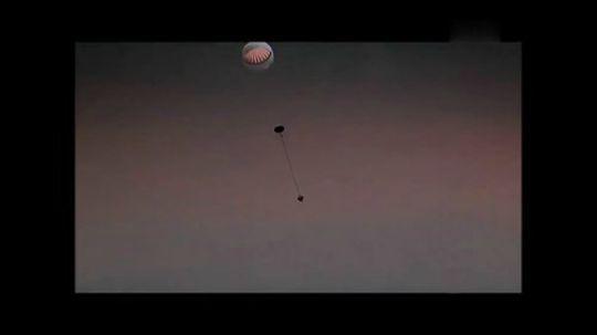 【勇气号登陆火星全过程】外加机遇号行进路线视频