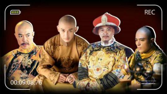 十大影视剧版皇帝,他承包了上下五千年的帝王