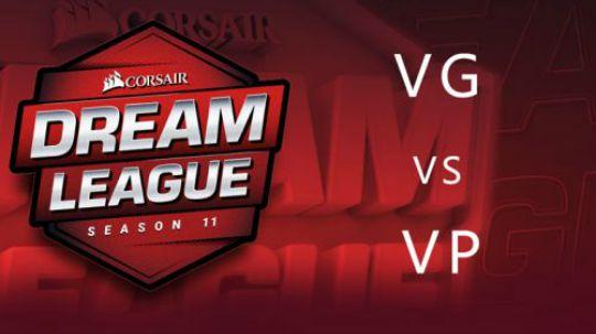 梦幻联赛S11总决赛VG-VP第一局