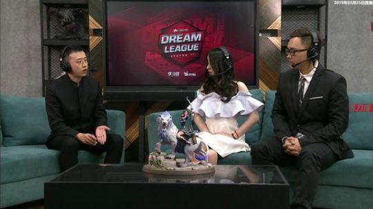 DreamLeague淘汰赛 VG vs VP 5