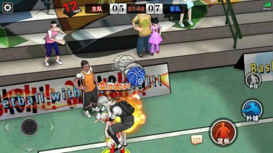 街篮-心态崩了是一种什么样的游戏体验?