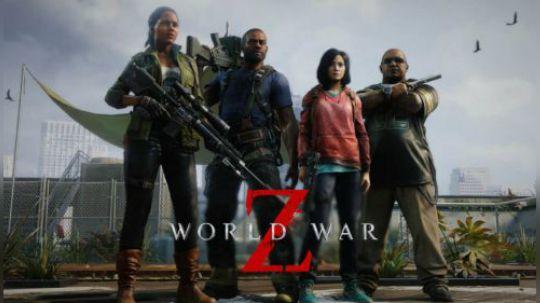 僵尸世界大战《World War Z》 游戏演示(第二波)