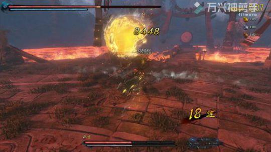 【蛙蛙】古剑奇谭三-战斗挑战-22秒大天魔x4