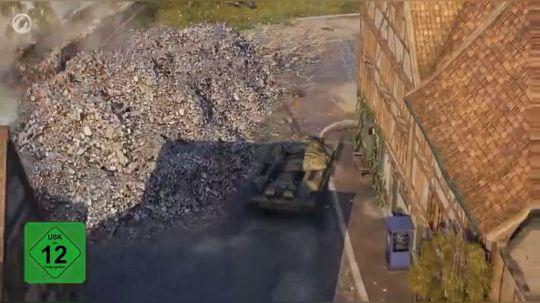 坦克世界RNG 下水并不能灭火