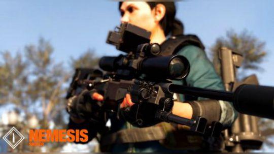 《全境封锁2》复仇女神狙击PVP测试 建议40米开外打
