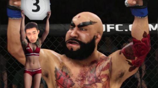 【寅子UFC】一拳成名, 鲁达UFC夺冠之旅!