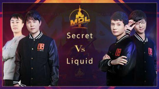 OB解说MDL巴黎总决赛Secret-Liquid第三局