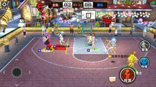 街篮-最实用的PF篮板跑位技巧