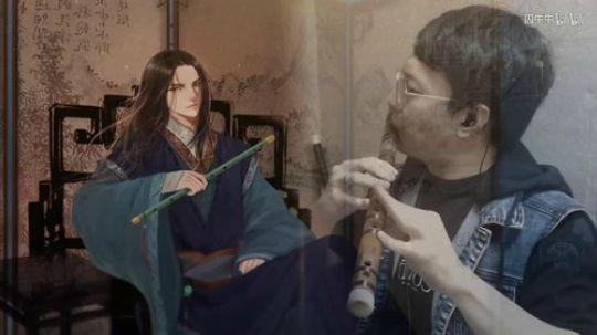 埙与笛的唯美结合,演绎火影配乐大师新作《一声一世》