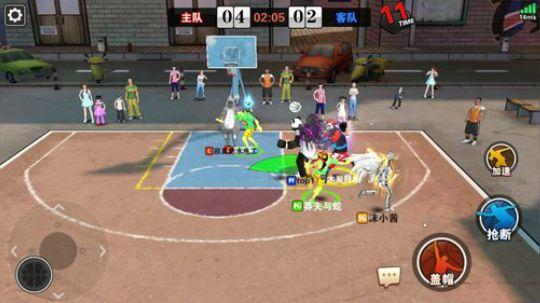 街篮-全场唯一一个决定胜负的篮板