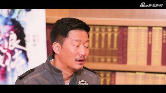 《流量地球》吴京专访