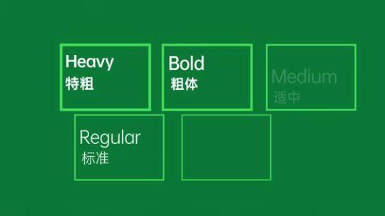 发布会-品牌logo字体
