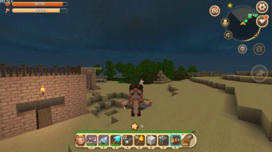 迷你世界:今日沙雕卡卡发现了屠夫,屠夫吧我变成小猪了!