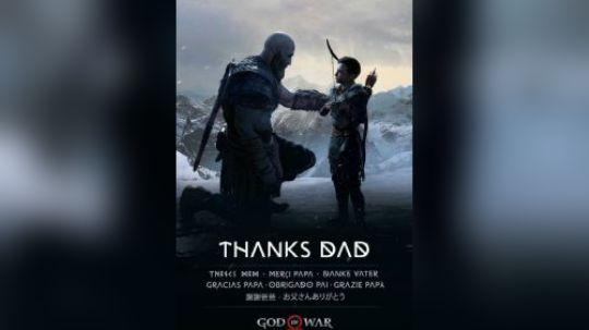 谢谢你父亲